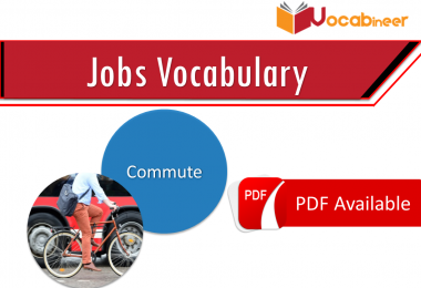 Jobs Vocabulary and Work Vocabulary. Imporrtant English words about jobs work and freelancing. English Vocabulary about Jobs and Professions