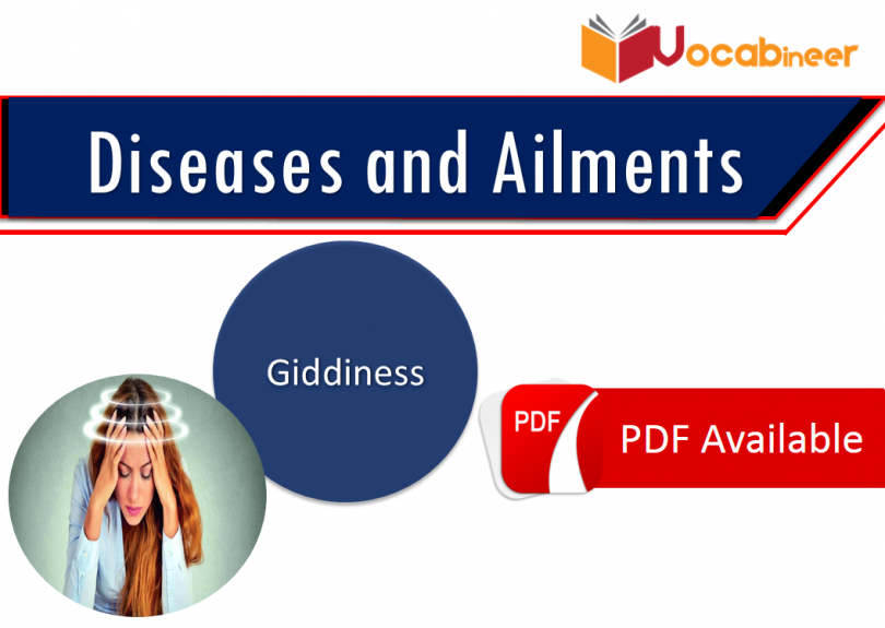 List of Diseases and Ailments with Urdu / Hindi. English vocabulary in Urdu. Daily use vocabulary with Urdu meanings. Diseases names in Urdu..www.vocabineer.com