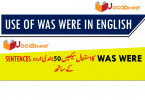 Use of was were in Hindi Urdu, use of was use of were, use of was with Hindi meanings, use of were with Urdu meanings, use of was were with Hindi Urdu meanings. www.vocabineer.com