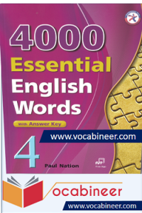 4000 essential words Book 4 Download