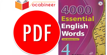 Essential 4000 English Words Download PDF Book 4 Free