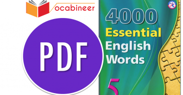 4000 Essential English Words 5 Download Free Book, 4000 Essential Words For IELTS Download Free Book, 4000 Essential English Words Book 5 download