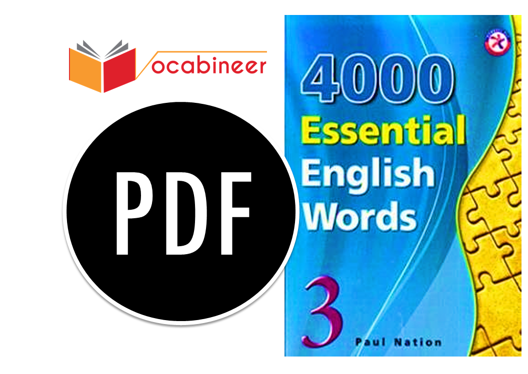 Black Book Of English Vocabulary   - Free Download