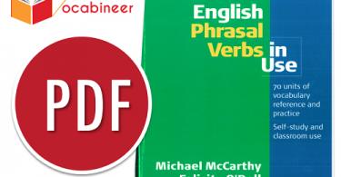 English Phrasal Verbs In Use Download eBook