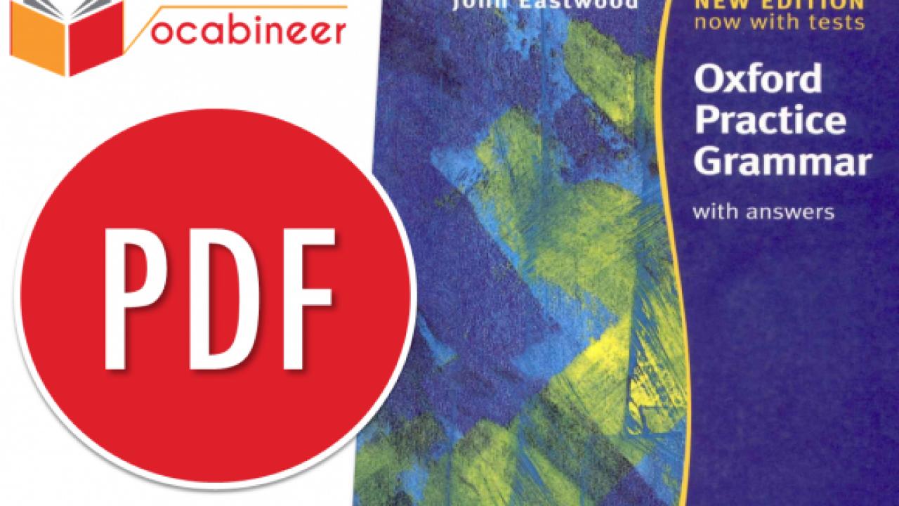 free download oxford practice grammar intermediate pdf