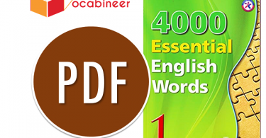 4000 Essential English words 1 PDF Book Download with MP3 guide. Download 4000 Essential English words 1 for absolutely free.