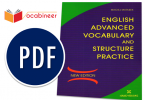 English Advanced Vocabulary and Structure Practice PDF