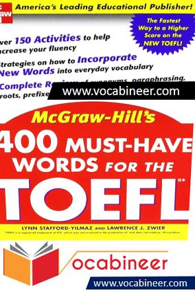 5000 toefl words pdf