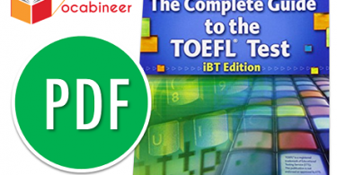 THE COMPLETE GUIDE TO THE TOEFL TEST DOWNLOAD IBT EDITION