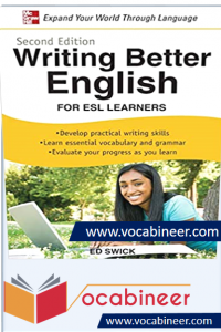 Writing Better English For ESL Learners Download Free PDF