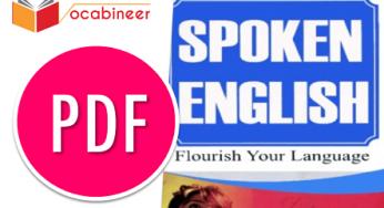 Spoken English Malayalam books
