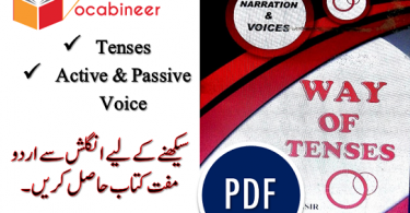Way of Tenses By Nasir Jamal Nasir Download Free PDF