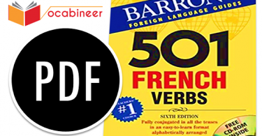 Barron's 501 French Verbs Download Free PDF Book. Download Free English to French Books, French to English Free Books Download, Best Books to Learn French in English Download PDF, Free French Books Download, 10 Books to Learn French Through English, 10 Books to Learn English Through French, Top 10 French Learning Books Download Free PDF, Essential Books for Learning French, French learning books for beginners free download, French Grammar Books Download Free PDF, French Speaking Books Download Free, English to French PDF Files Download, French to English PDF Files Download, French Conversation Books Download Free PDF, French Vocabulary Books Download Free PDF