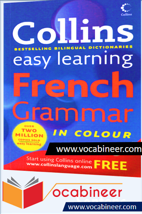 Collins Easy Learning French Grammar Download PDF Book