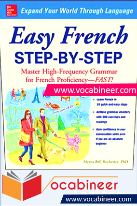 Easy French Step by step Master High frequency Grammar Download PDF