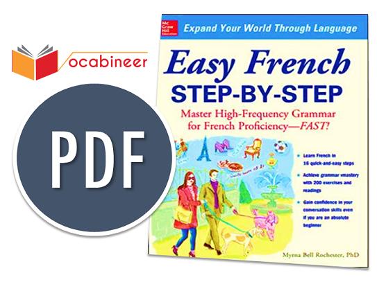 english to french language learning books free download pdf