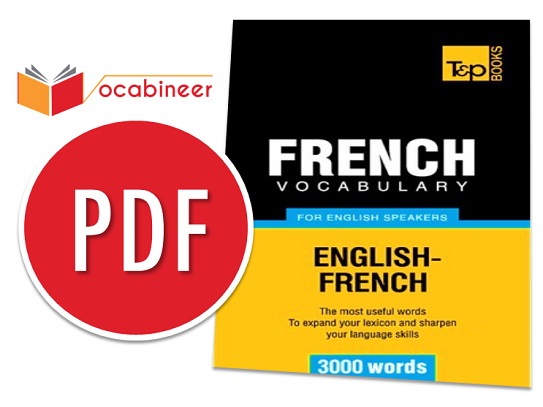 French Vocabulary for English Speakers - 3000 Words Download PDF, Download Free English to French Books, French to English Free Books Download, Best Books to Learn French in English Download PDF, Free French Books Download, 10 Books to Learn French Through English, 10 Books to Learn English Through French, Top 10 French Learning Books Download Free PDF, Essential Books for Learning French, French learning books for beginners free download, French Grammar Books Download Free PDF, French Speaking Books Download Free, English to French PDF Files Download, French to English PDF Files Download, French Conversation Books Download Free PDF, French Vocabulary Books Download Free PDF