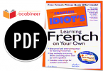 The Complete Idiots Guide to Learn French On Your Own Download PDF, Download Free English to French Books, French to English Free Books Download, Best Books to Learn French in English Download PDF, Free French Books Download, 10 Books to Learn French Through English, 10 Books to Learn English Through French, Top 10 French Learning Books Download Free PDF, Essential Books for Learning French, French learning books for beginners free download, French Grammar Books Download Free PDF, French Speaking Books Download Free, English to French PDF Files Download, French to English PDF Files Download, French Conversation Books Download Free PDF, French Vocabulary Books Download Free PDF