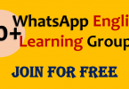 WhatsApp English Learning Groups Join For Free, Whatsapp Groups join Free, Whatsapp English Groups, Whatsapp Knowledge Groups