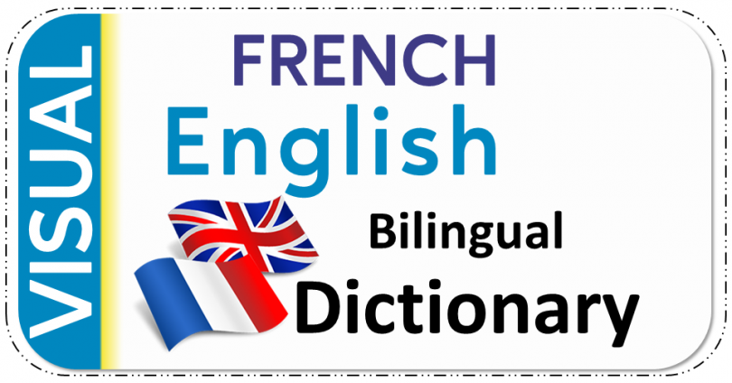 French English Bilingual Visual Dictionary PDF Free