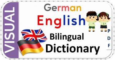 German-English Bilingual Visual Dictionary Download PDF