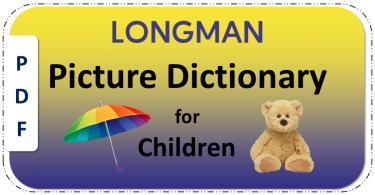 Longman Children's Picture Dictionary Download PDF + CDs Free