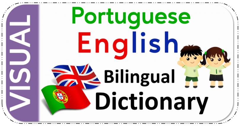 Portuguese English Visual Bilingual Dictionary Download PDF