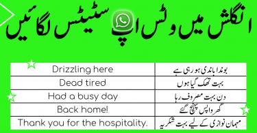 whatsapp status sentences